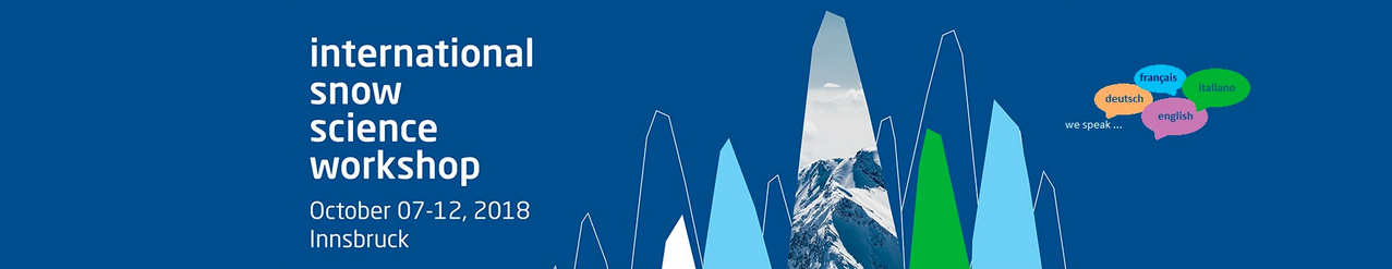 Logo ISSW 2018 Innsbruck png | EAWS European Avalanche Warning Services