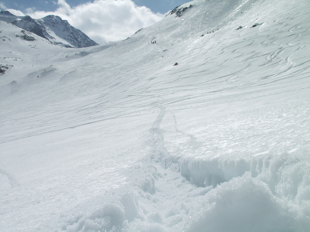 Glossary Thoroughly moist snow © LWD Tirol | EAWS European Avalanche Warning Services
