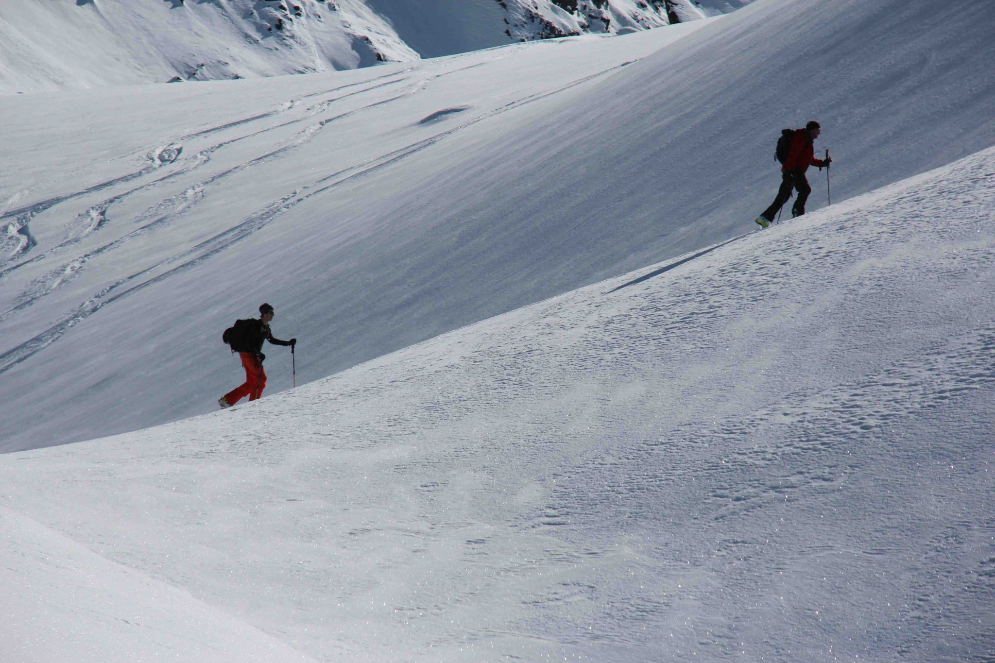 Glossary Spacing distances © LWD Tirol | EAWS European Avalanche Warning Services