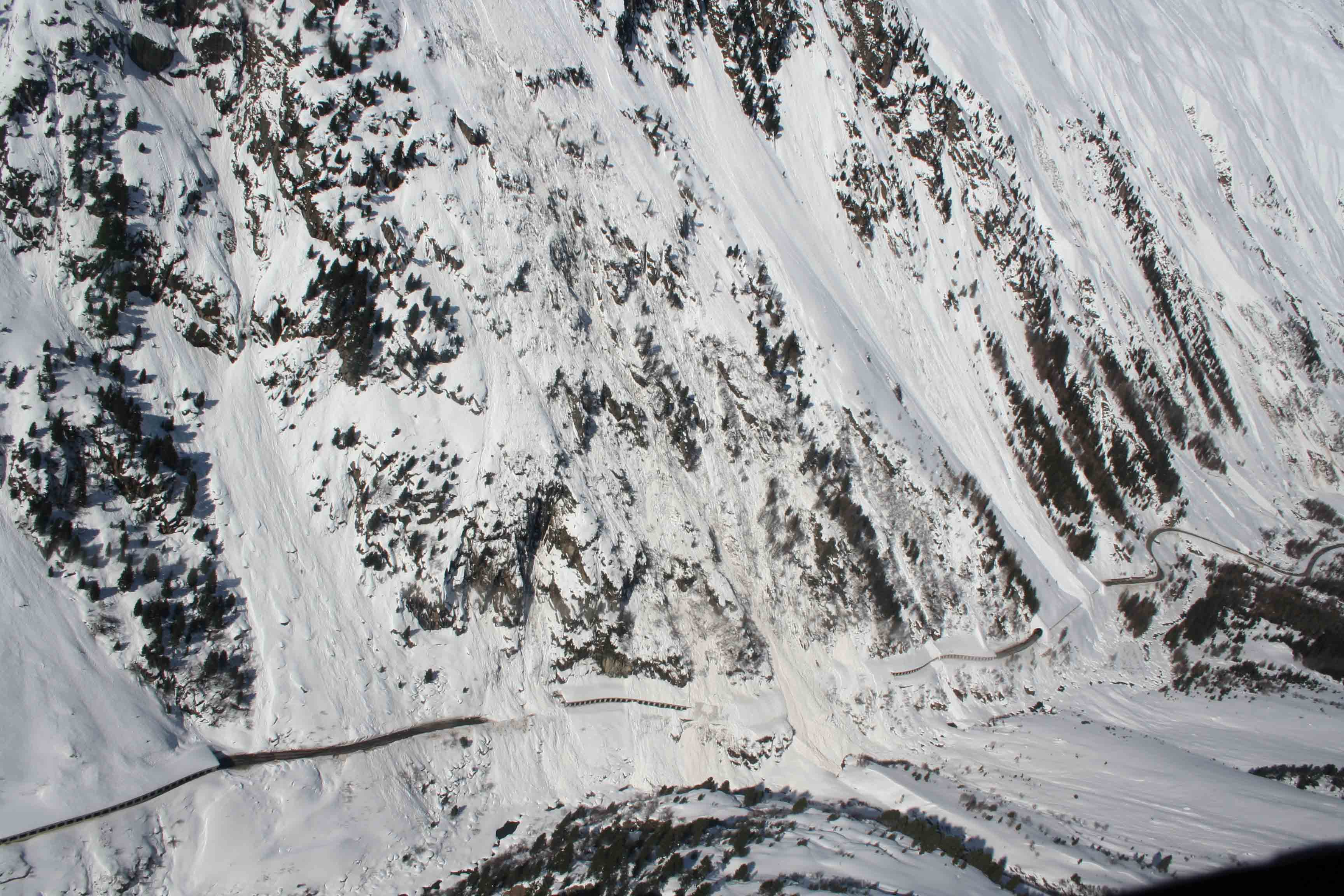 Glossary Exposed Transportation Route © LWD Tirol | EAWS European Avalanche Warning Services