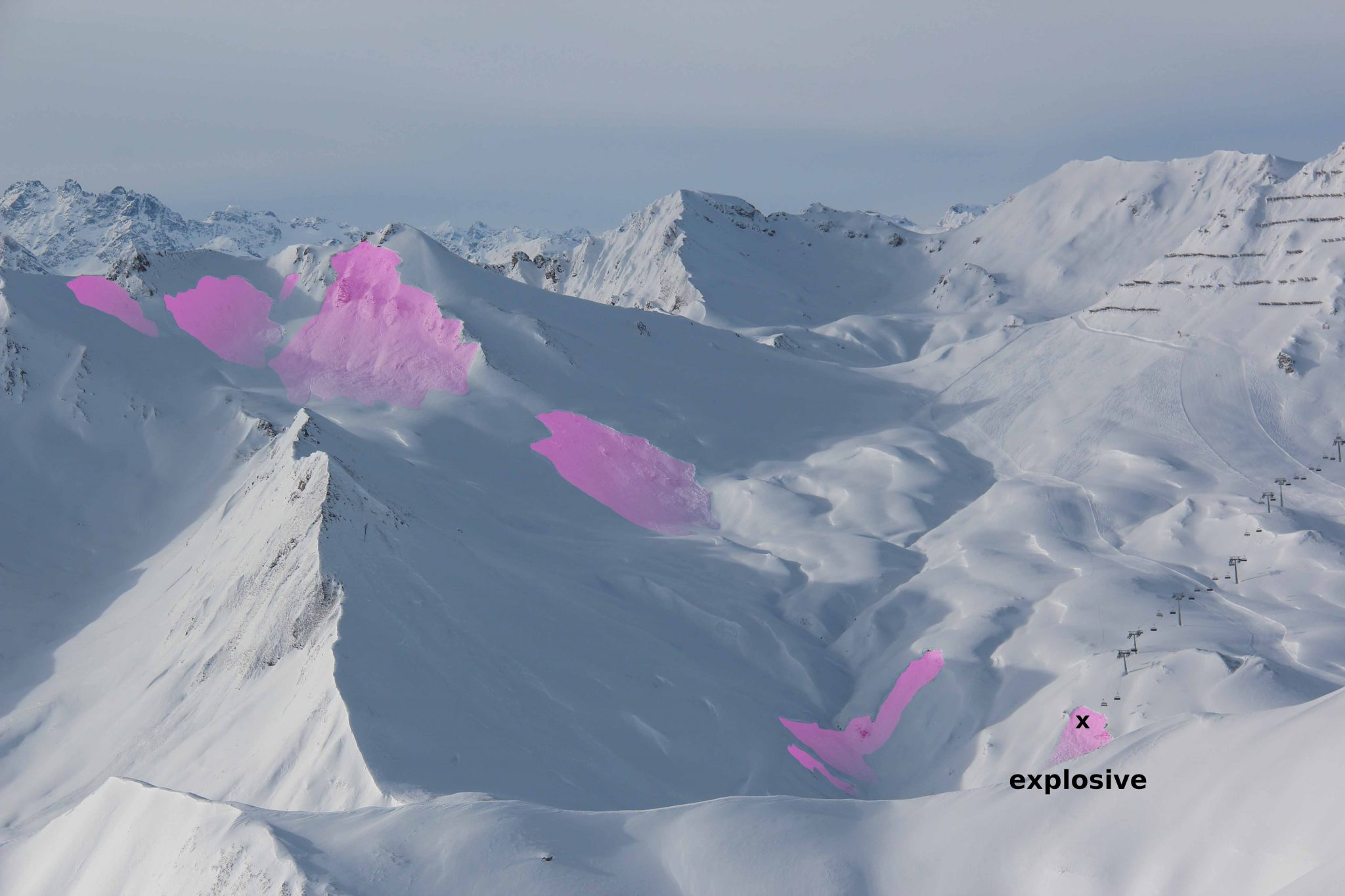 Glossary Remote triggering © LWD Tirol | EAWS European Avalanche Warning Services