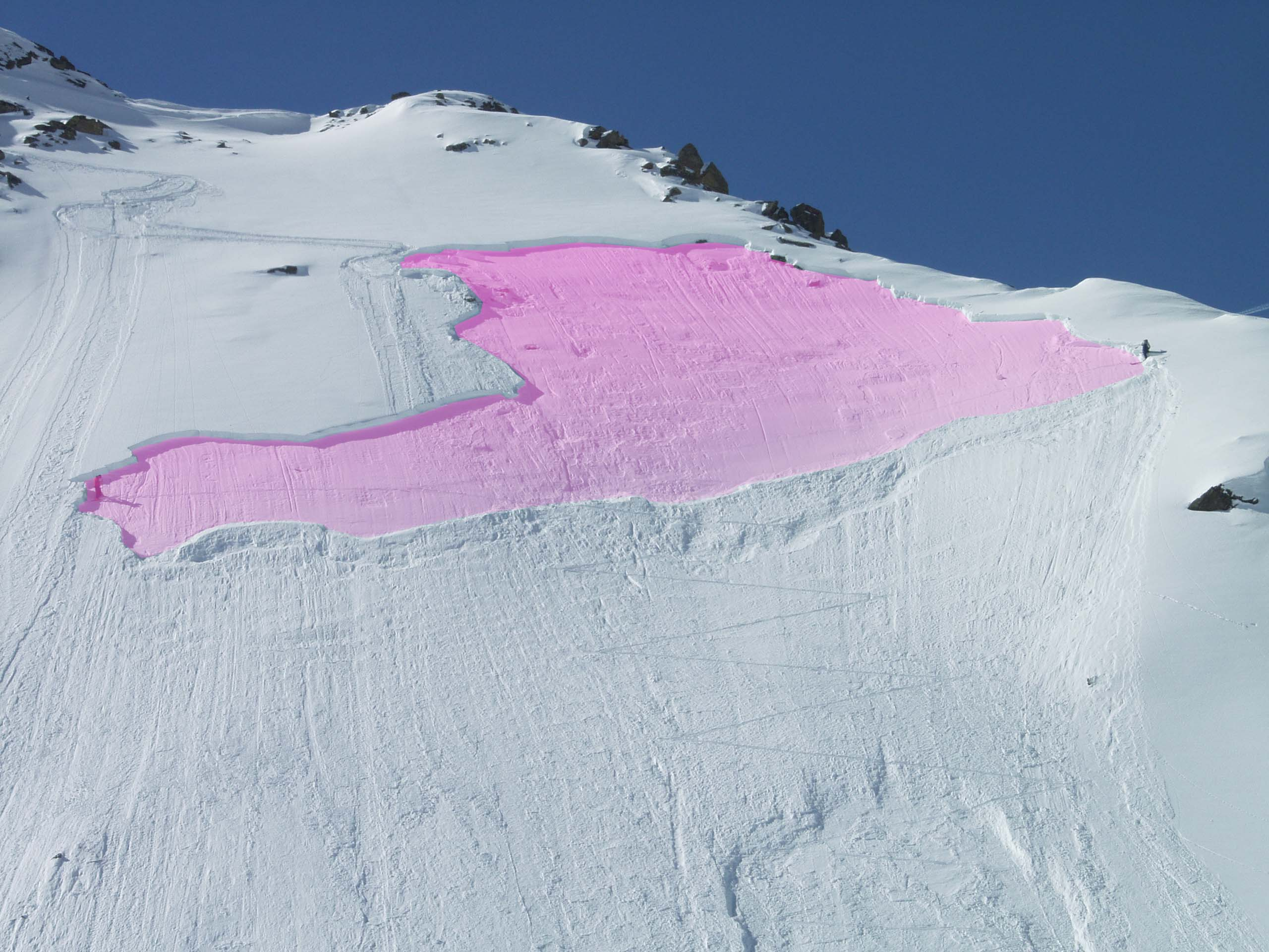 Glossary Bed Surface © LWD Tirol | EAWS European Avalanche Warning Services