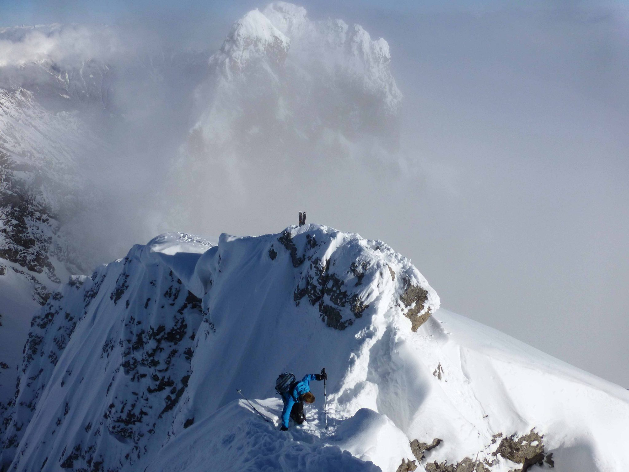 Glossary Ridge © Thomas Mariacher | EAWS European Avalanche Warning Services