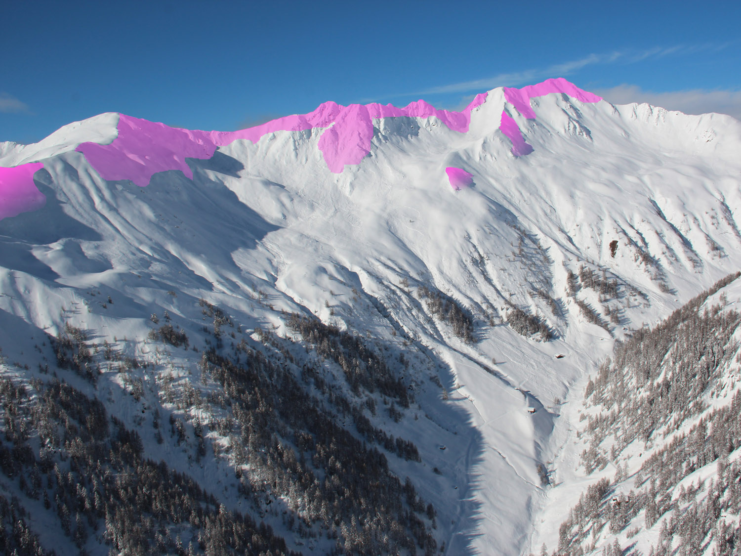 Glossary Small Scale © LWD Tirol | EAWS European Avalanche Warning Services