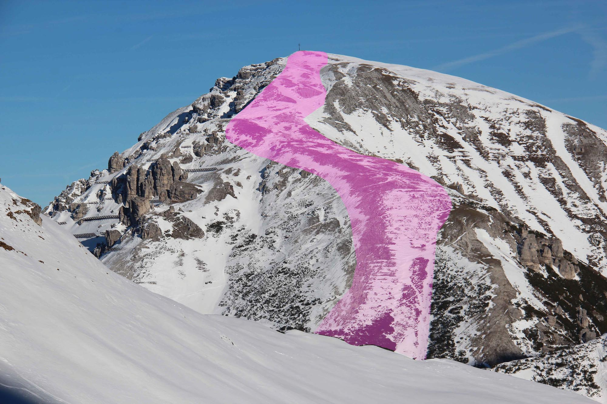 Glossary Broad Ridge © LWD Tirol | EAWS European Avalanche Warning Services