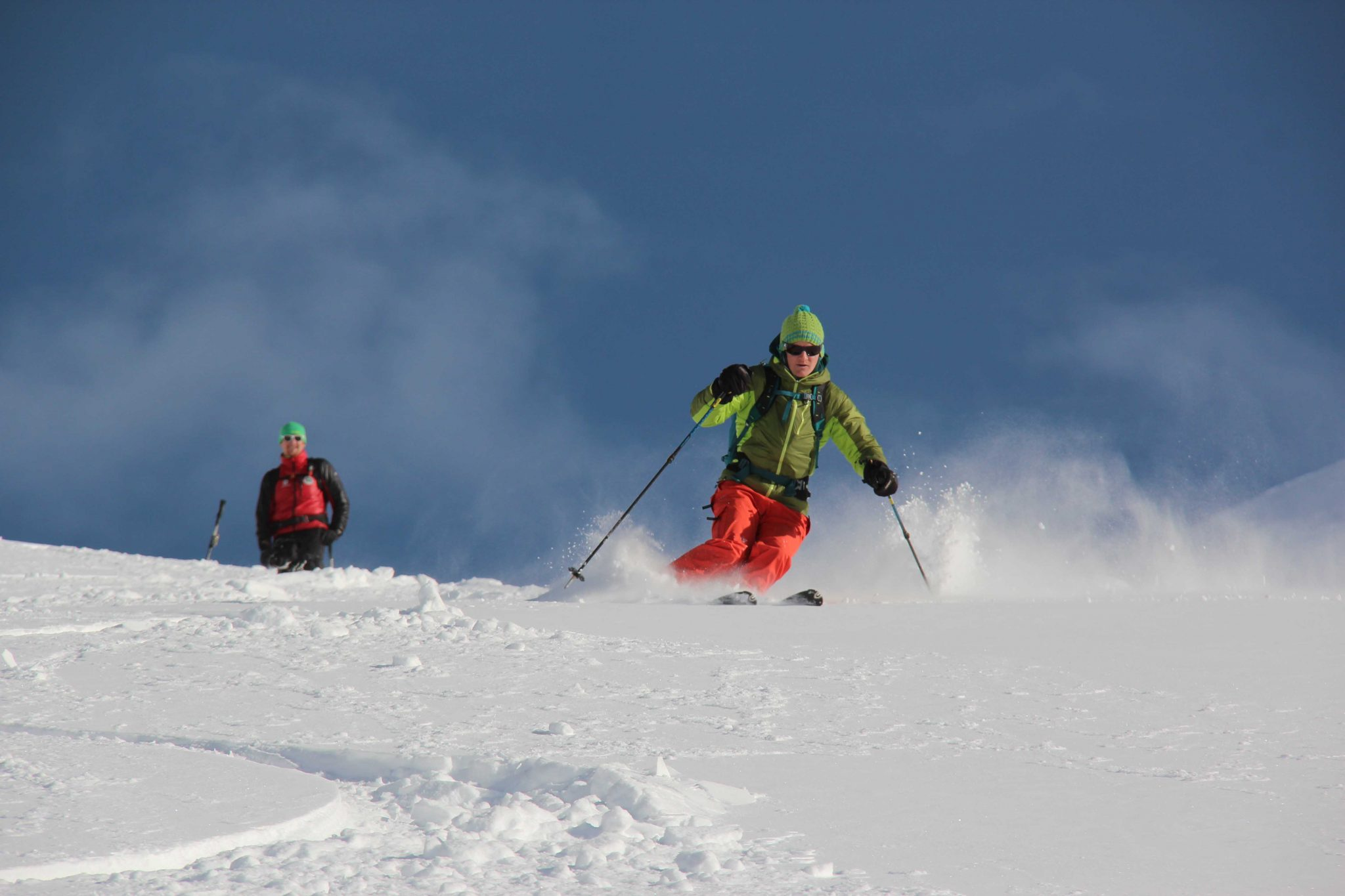 Glossary Safety Spacing © LWD Tirol | EAWS European Avalanche Warning Services
