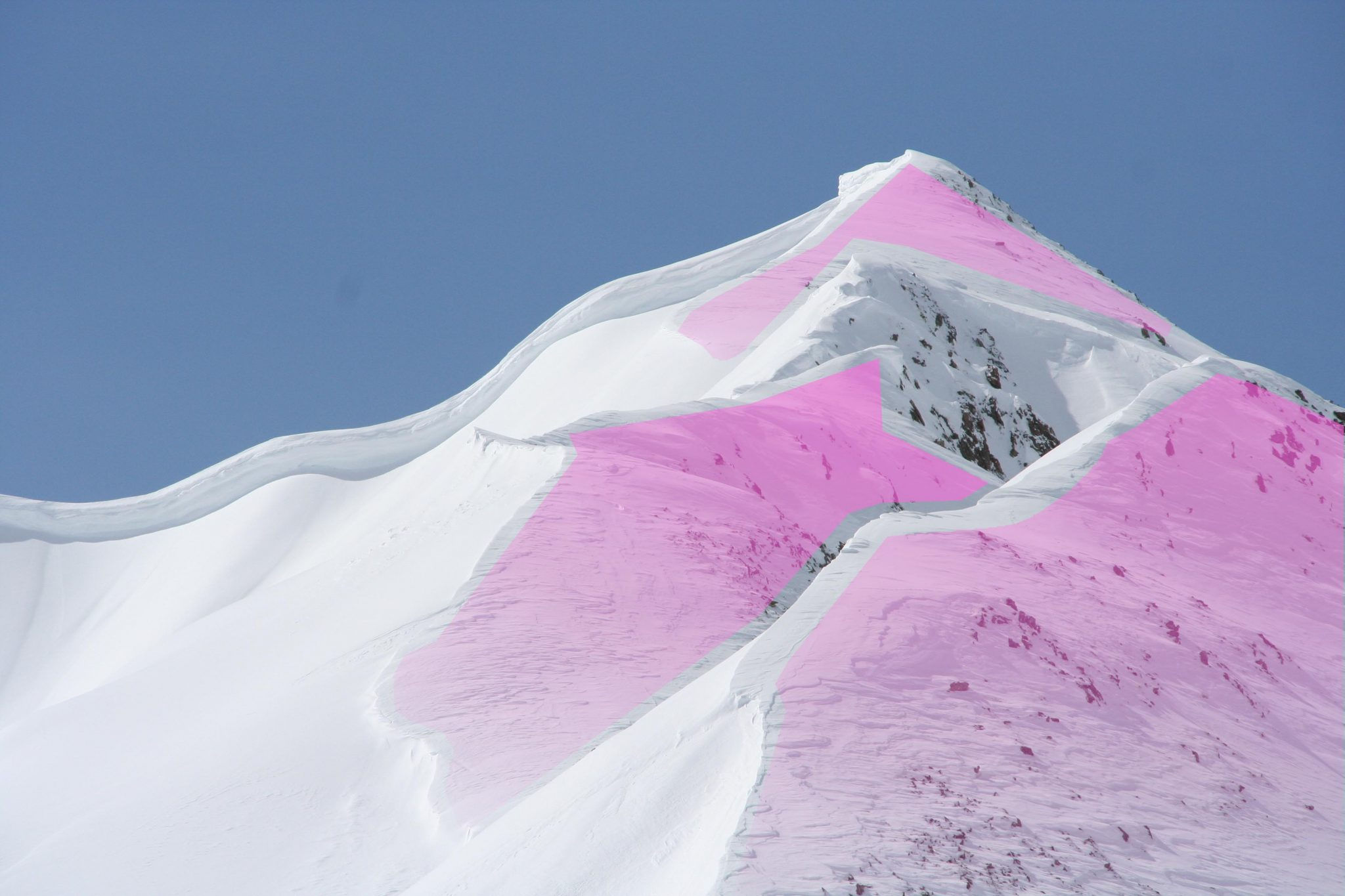 Glossary Windward, windward slope © LWD Tirol | EAWS European Avalanche Warning Services