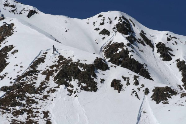 Glossary Additional Load, high additional load: explosives, avalanche tower © LWD Tirol | EAWS European Avalanche Warning Services